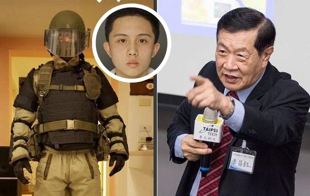 OMG 快報                                            狄鶯兒子有救了!李昌鈺現身解密「脫罪關鍵證據」,他喊話孫安佐:「美國反而會歡迎你!」